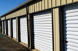 Albany Mini Warehouse Storage Units.